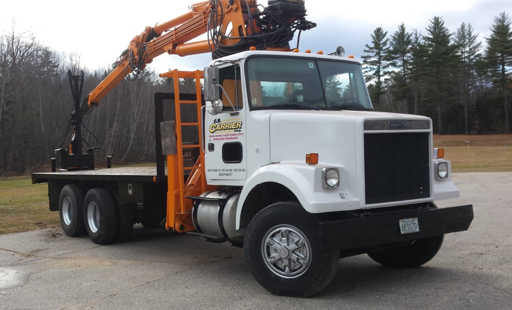 Did you know we offer boom truck services?